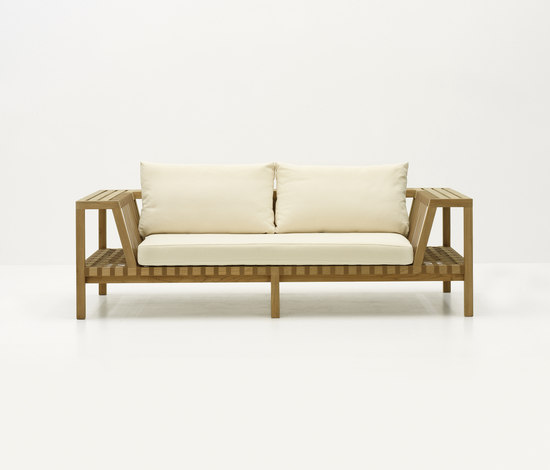 NETWORK 120 by Roda | Garden sofas