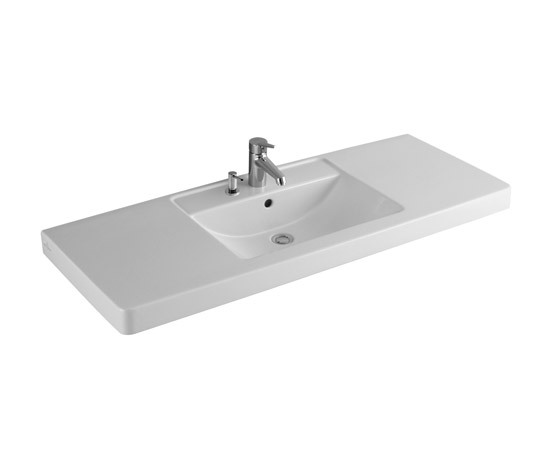 Subway Vanity washbasin by Villeroy & Boch | Wash basins
