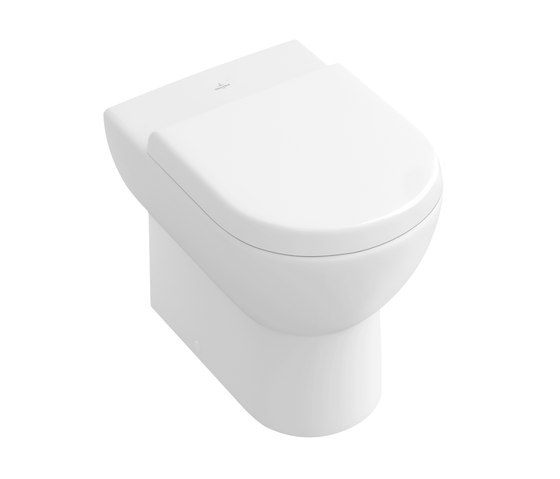 Subway Washdown WC by Villeroy & Boch | Toilets