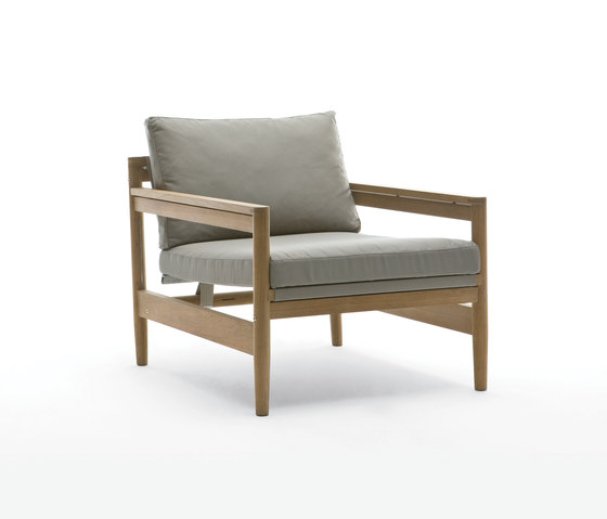 ROAD 141 by Roda | Garden armchairs