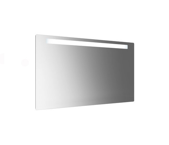 Subway Mirror with lighting by Villeroy & Boch | Wall mirrors