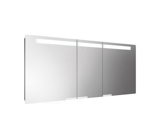 Subway Mirror with lighting by Villeroy & Boch | Mirror cabinets