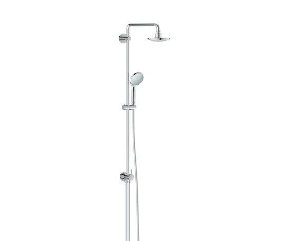 Icon Shower Mixer Shower Taps-mixers-shower
