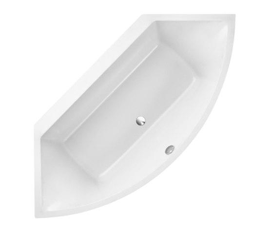 Subway Vasca da bagno di Villeroy & Boch | Vasche forme particolari