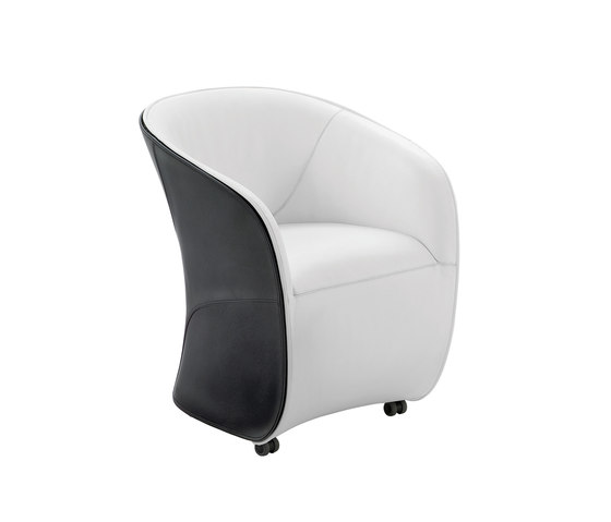 Calla | 873 by Zanotta | Lounge chairs