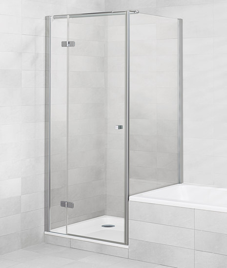 Subway Shower enclosures and shower combinations corner by Villeroy & Boch | Shower screens