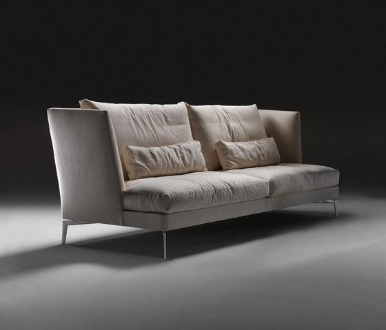 Feel Good Ten Alto sofa by Flexform | Lounge sofas