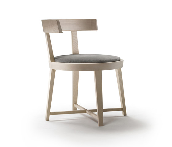 Gelsomina by Flexform | Restaurant chairs