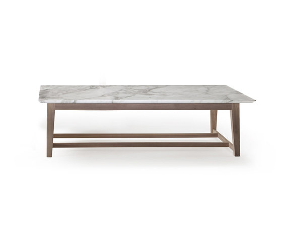 Margaret low table by Flexform | Lounge tables