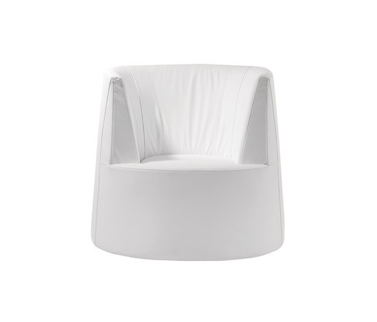 powder Armchair small de Brühl | Fauteuils