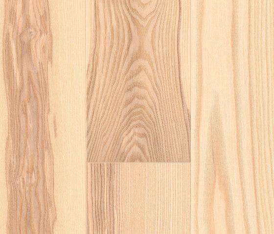 FLOORs Hardwood Ash olive white basic by Admonter Holzindustrie AG | Wood flooring