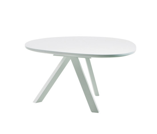 mosspink medium table by Brühl | Coffee tables