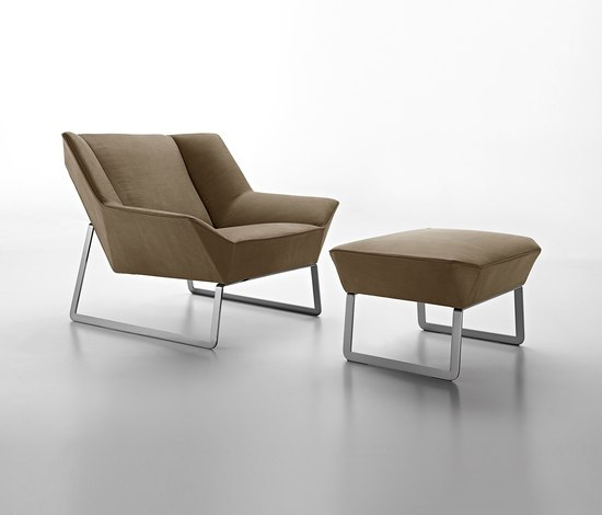 Tight de Molteni & C | Sillones lounge