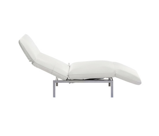 roro Chair with swivel seat right di Brühl | Chaise longue