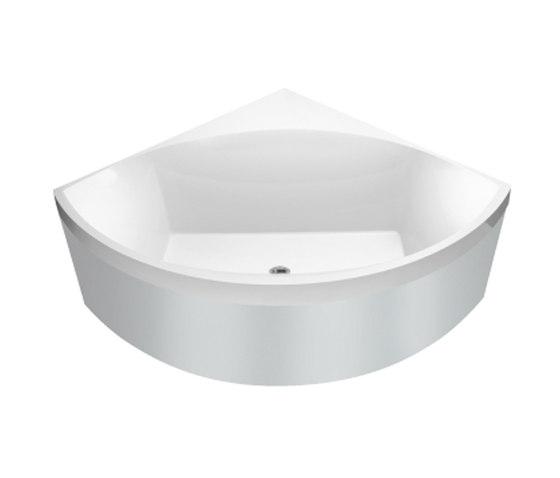 Squaro Vasca da bagno di Villeroy & Boch | Vasche ad incasso