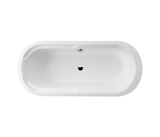 Rebana Baths oval by Villeroy & Boch | Built-in bathtubs