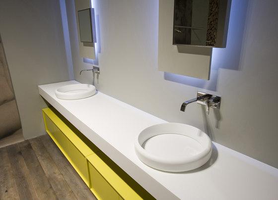 Frame by antoniolupi | Wash basins