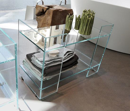 Brillante by antoniolupi | Wall shelves