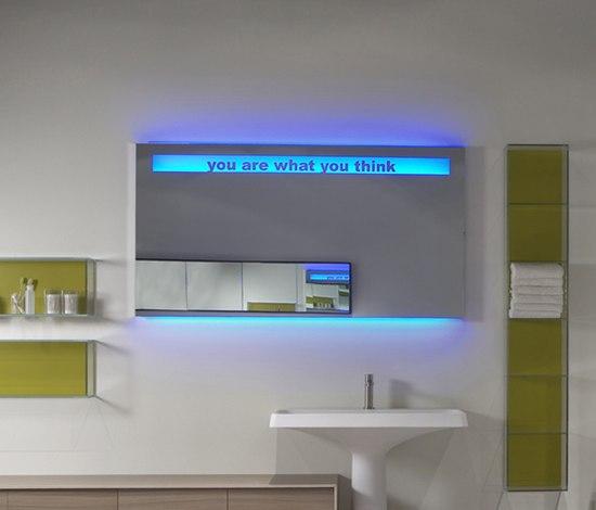 Talk by antoniolupi | Wall mirrors