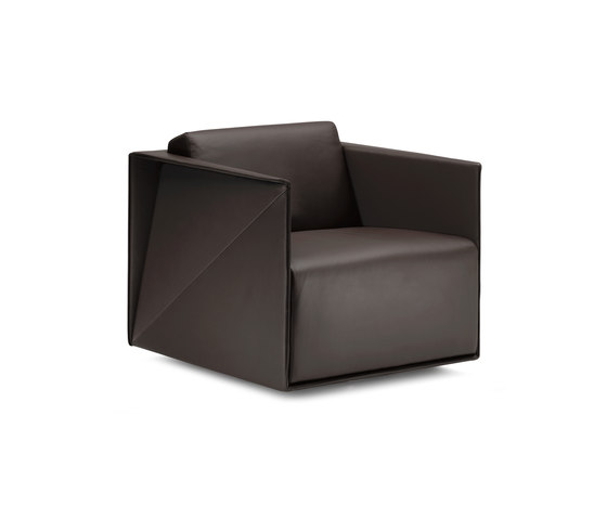 T-Ray armchair by Walter Knoll | Lounge chairs