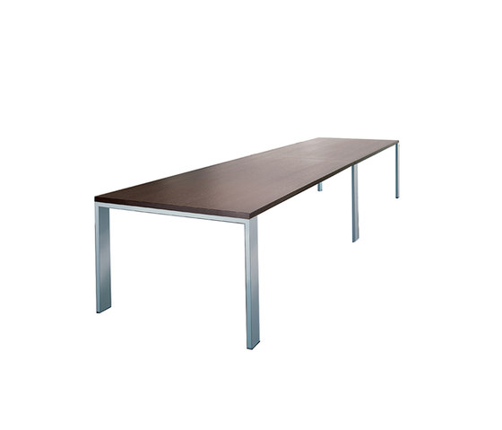 Frame Lite desk by Walter Knoll | Conference tables