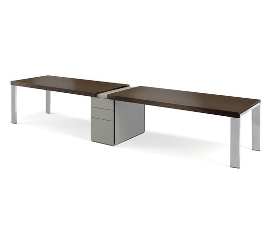 Frame conference table by Walter Knoll | Desking systems