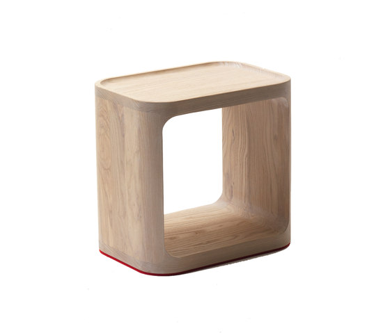 Plato sidetable de Baleri Italia by Hub Design | Tables d'appoint