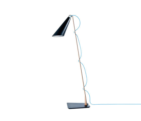 PIT | Floor lamp by Domus | Free-standing lights