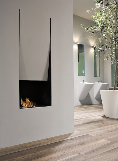 Canto by antoniolupi | Ventless ethanol fires