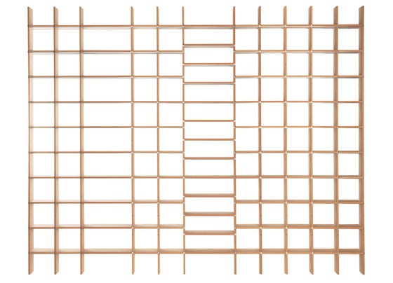 FNP X by Moormann | Library shelving systems