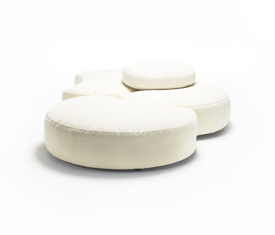 Pasticca by Living Divani | Modular seating systems