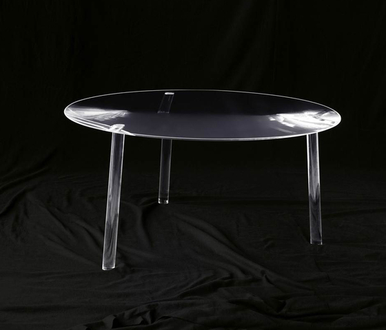 Drop table by Living Divani | Dining tables