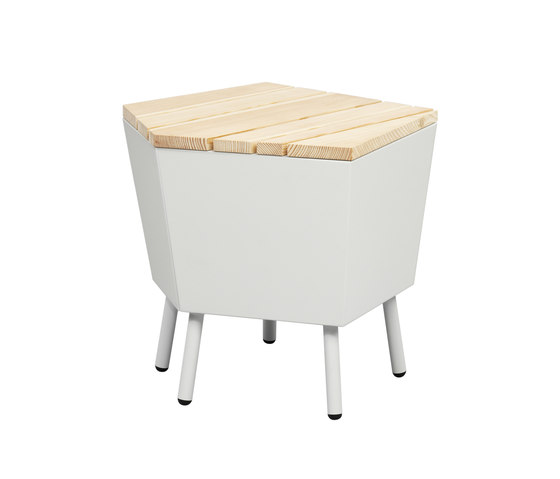 Elevation Stool by FLORA | Garden stools
