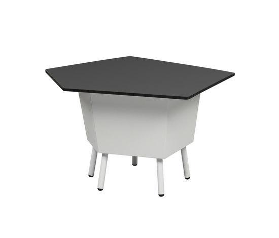 Elevation Table de FLORA | Tables basses de jardin
