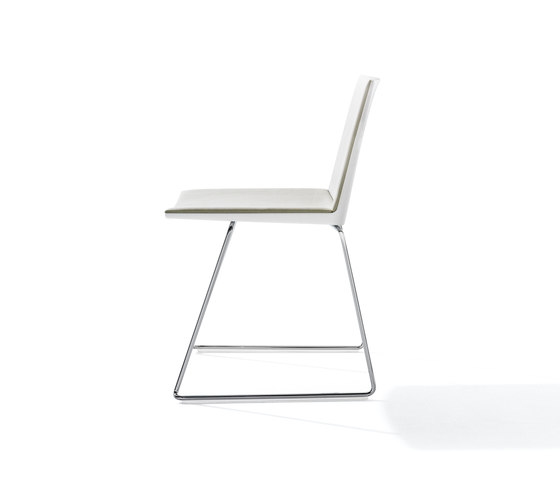 Team | 2930 by Arper | Multipurpose chairs