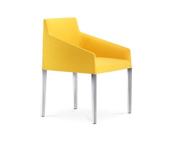 Saari | 2702 by Arper | Visitors chairs / Side chairs