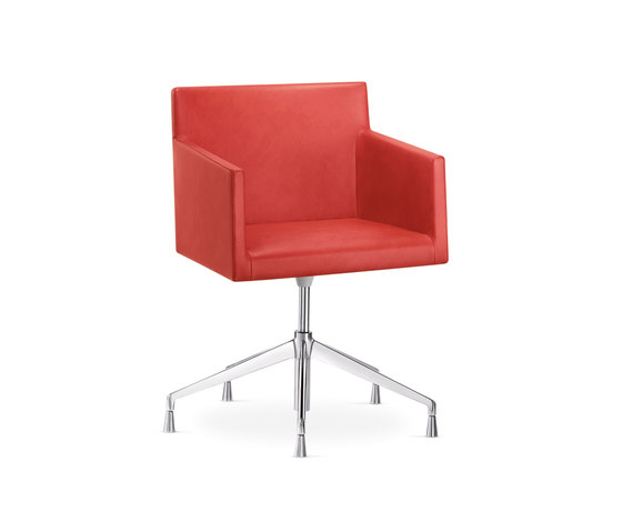 Masai | 0410 by Arper | Visitors chairs / Side chairs