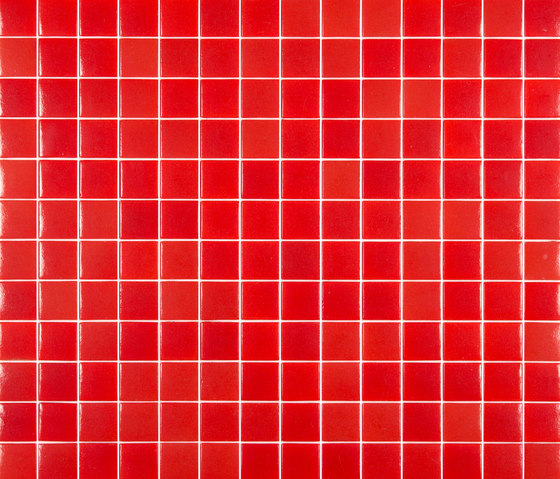 Chroma - Rojo by Hisbalit | Glass mosaics