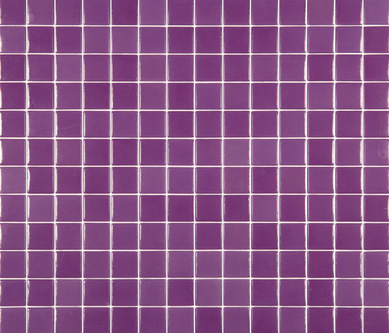 Chroma - Morado by Hisbalit | Glass mosaics