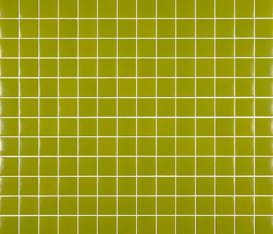 Chroma - Verde de Hisbalit | Glass mosaics