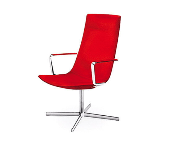 Catifa 60 | 2109/2128 by Arper | Visitors chairs / Side chairs