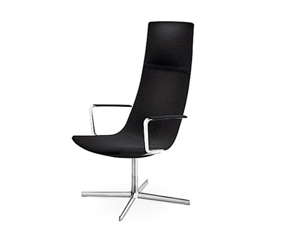 Catifa 60 | 2101/2129 by Arper | Visitors chairs / Side chairs