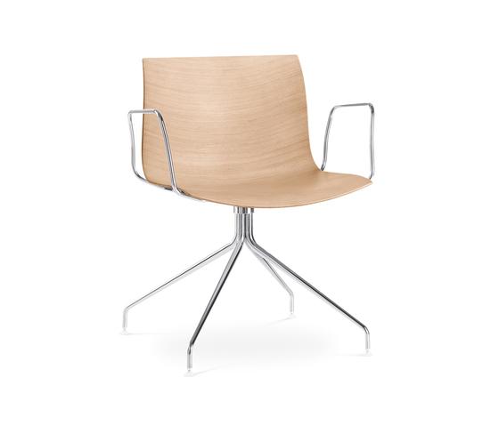 Catifa 53   0244 by Arper   Restaurant chairs