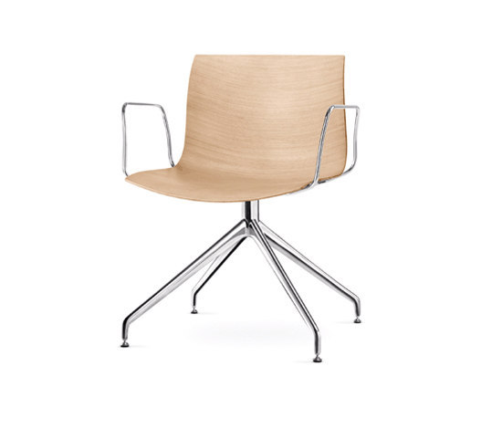 Catifa 53 | 2068 by Arper | Visitors chairs / Side chairs