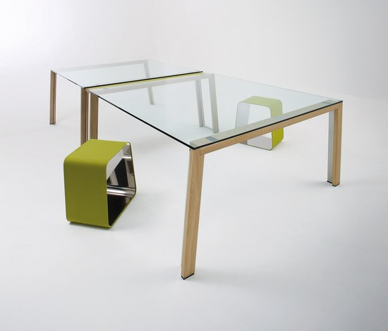 WGS Table de Gallotti&Radice | Systèmes de tables de bureau
