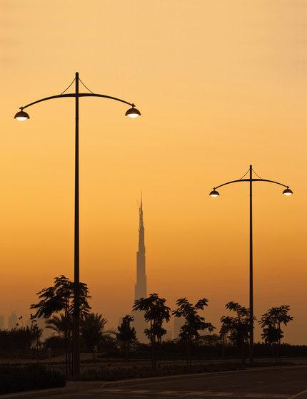 Festival City, Dubai by ewo | Street lights