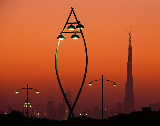 Festival City, Dubai von ewo | Straßenleuchten