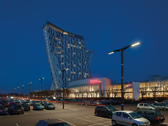 Bella Center, Kopenhagen by ewo | LED lights