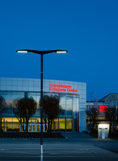 Bella Center, Kopenhagen di ewo | Illuminazione stradale