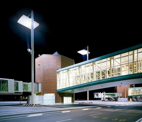 Marco Polo Airport de ewo | Éclairage de rue